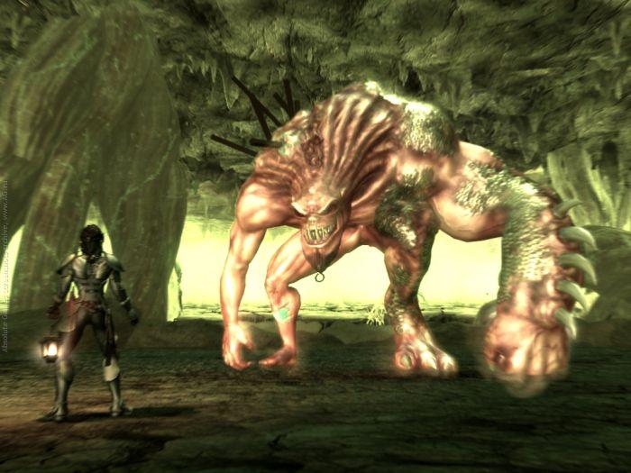 god of war 3 плохие скрины