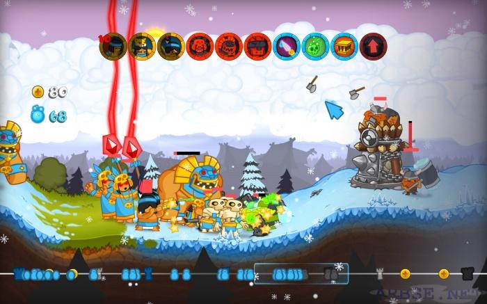 игра сокровища монтесумы ишрать онлайн
